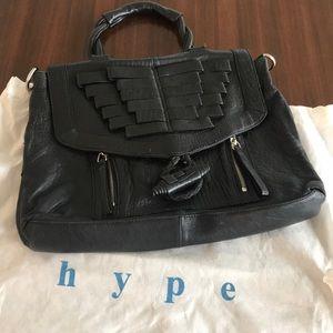 Hype Black Bag